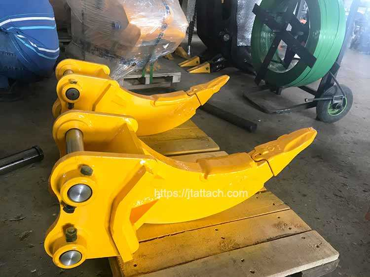 RX-210-Excavator-Root-Frost-Ripper-JIANGTU