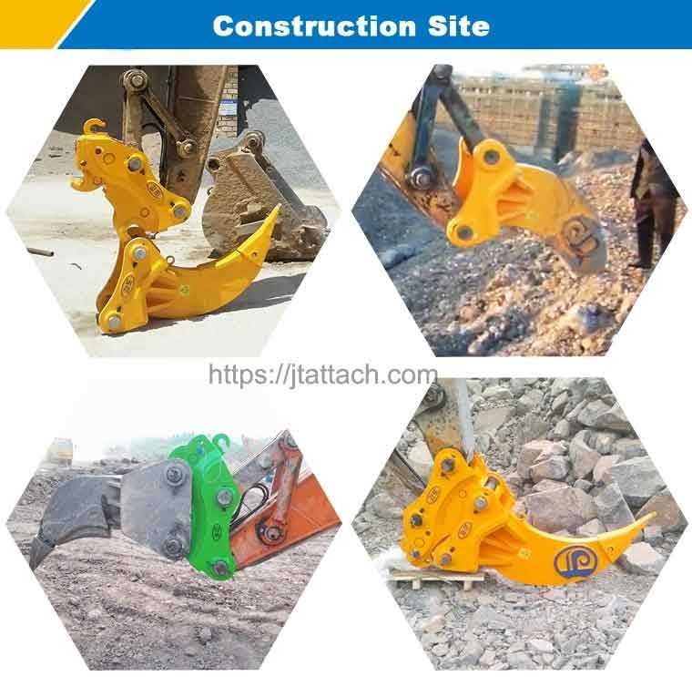 excavator-ripper-tooth-application