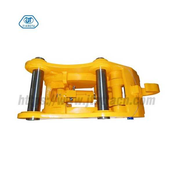 hydraulic quick hitch for excavator-4