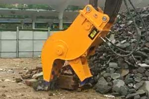 Best-Hydraulic-Pulverizer-for-excavators-for-sale