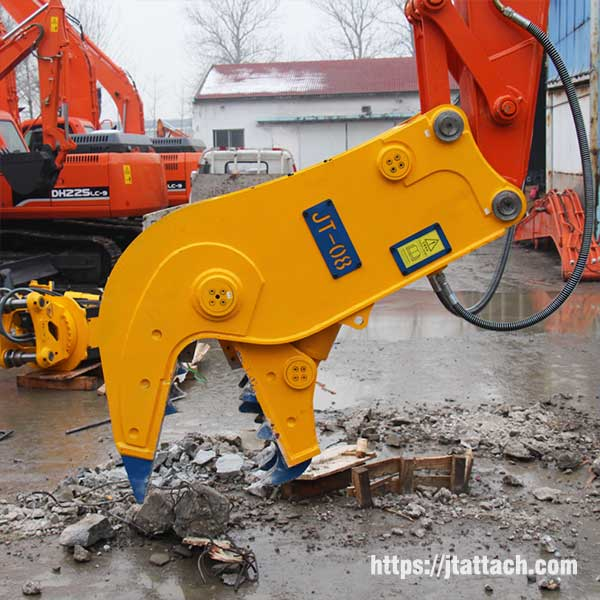 High-quality-concrete-pulverizer-for-excavator-for-sale-JIANGTU-pulverizer-attachment