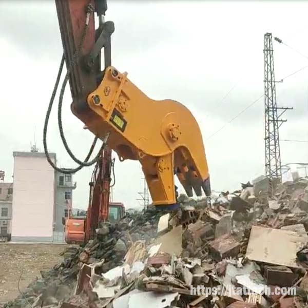 High-quality-pulverizer-attachment-for-excavator-JIANGTU-excavator-attachment