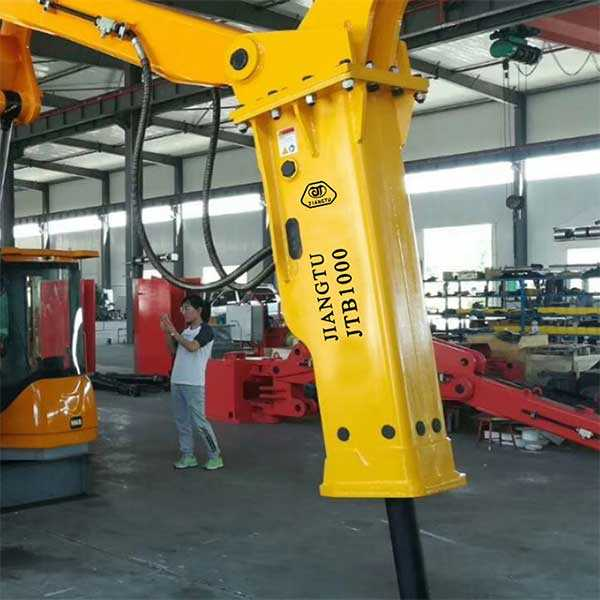 Low-noise-box-silenced-Hydraulic-breakers-for-sale