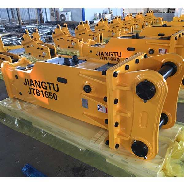 Low-noise-box-silenced-excavator-breakers-for-sale