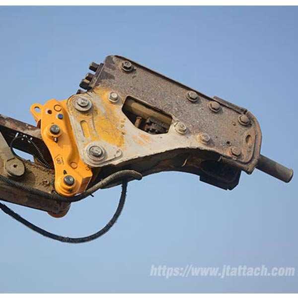 Side-Type-Hydraulic-breaker-rock-breaker-machine