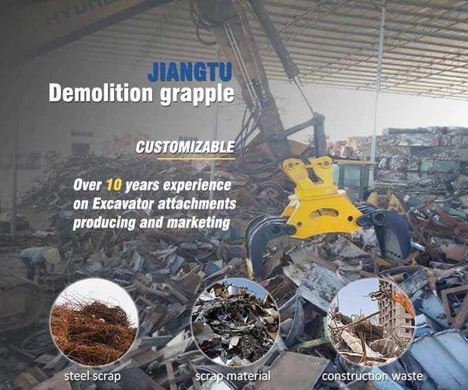 demolition-grapple-Product-Description