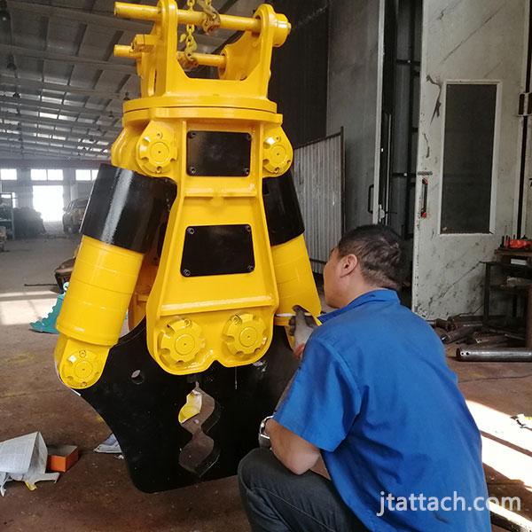 excavator-crusher-hydraulic-shear-demolition-crusher