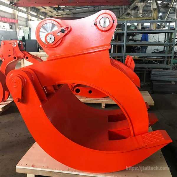 excavator-hydraulic-grab-China