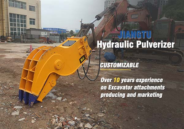 excavator-pulverizer-attachment-manufacturer-JIANGTU-construction-attachments