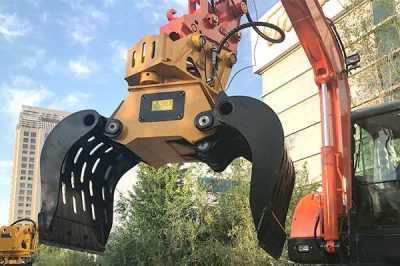 hydraulic-demolition-grapple-views-yellow