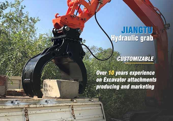 hydraulic-grabs-Product-Description