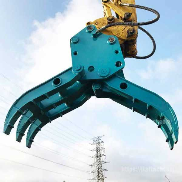 hydraulic-grapple-application