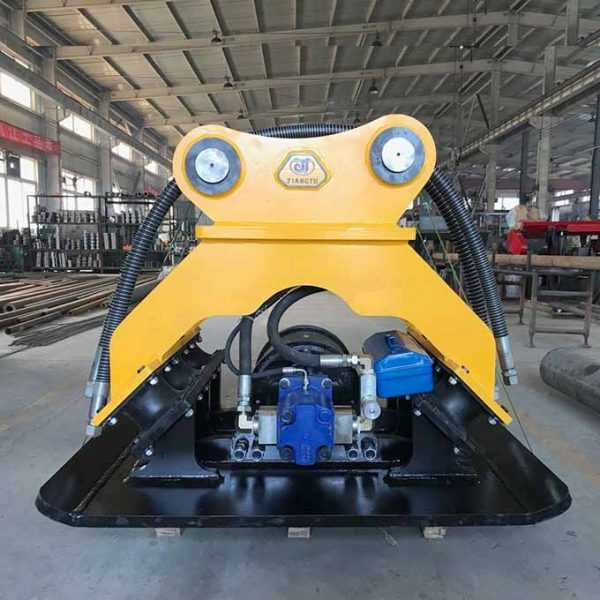 hydraulic-plate-compactor-excavator-