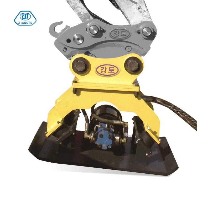 hydraulic-plate-compactor-excavator-for-sale