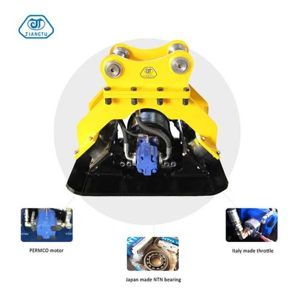hydraulic-plate-compactor-for-sale