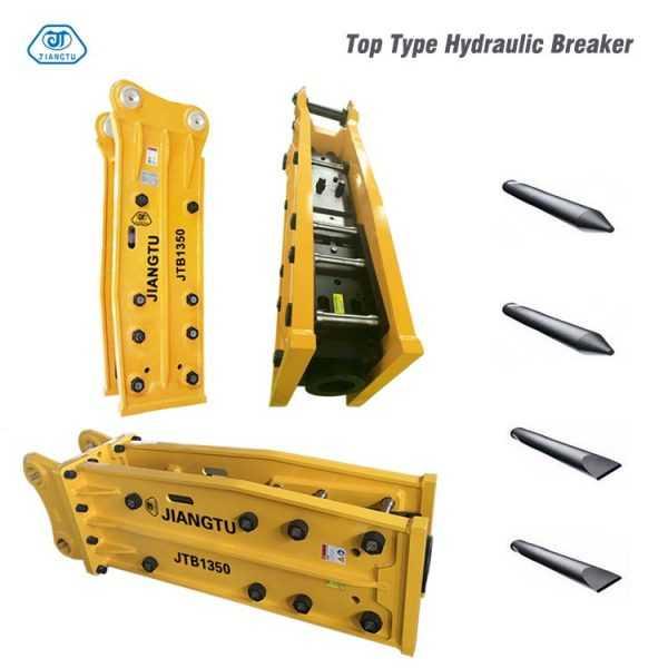 top-type-hydraulic-breaker-hammer-for-sale-views