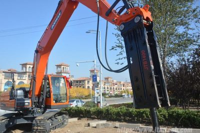 high quality Hydraulic hammer breaker for backhoe for sale