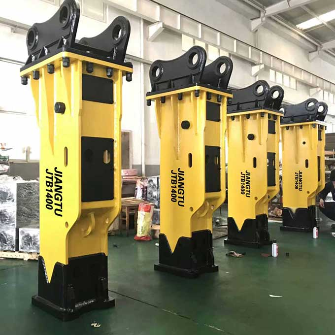 best hydraulic breakers for excavators for sale