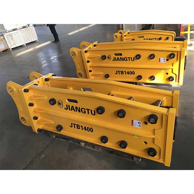 Top Type Hydraulic breaker hammer for sale, for excavators/backhoe/mini excavators