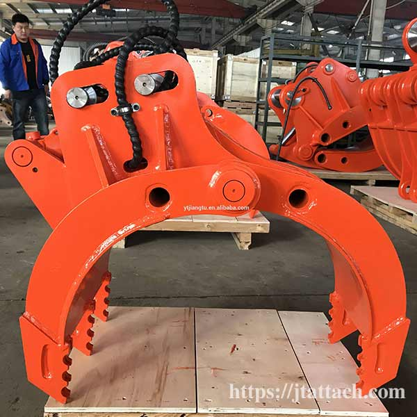 Rock-Grab,-fixed-Hydraulic-Rock-Grapple-For-Excavators