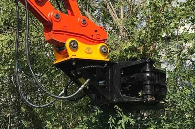 best excavator tree shear for sale