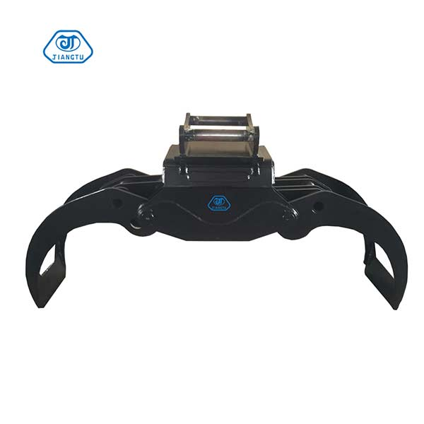 best-timber-grapple-for-mini-excavator-for-sale