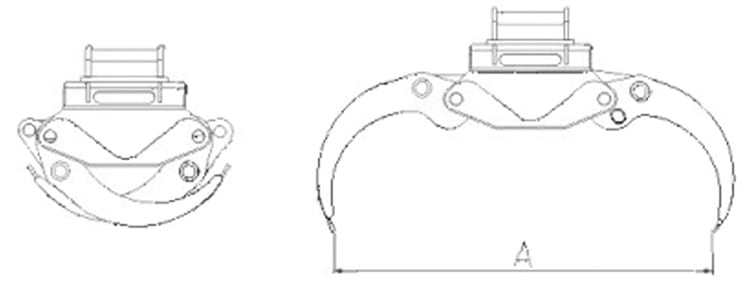 cad-drawings-of-excavator-timber-grapple