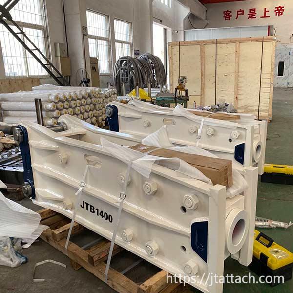 China-furukawa-series-hydraulic-breaker-Jiangtu-hydraulic-breaker-attachment