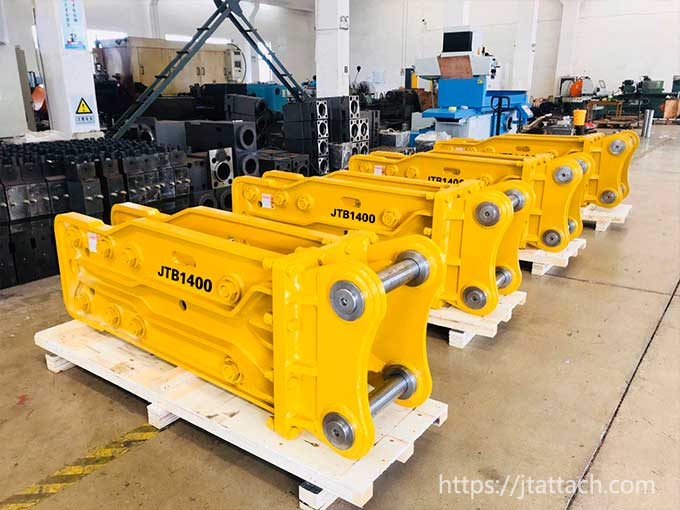 high-quality-furukawa-series-hydraulic-breaker-hammer-Jiangtu-excavator-attachment