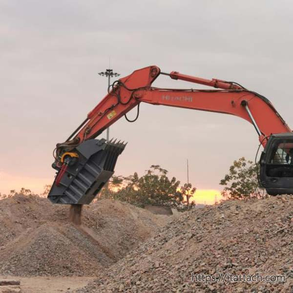 best-excavator-crusher-bucket-from-China-JIANGTU-rock-crusher-excavator-attachment