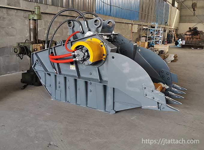 high-quality-rock-crusher-bucket-for-excavator-JIANGTU-excavator-attachment