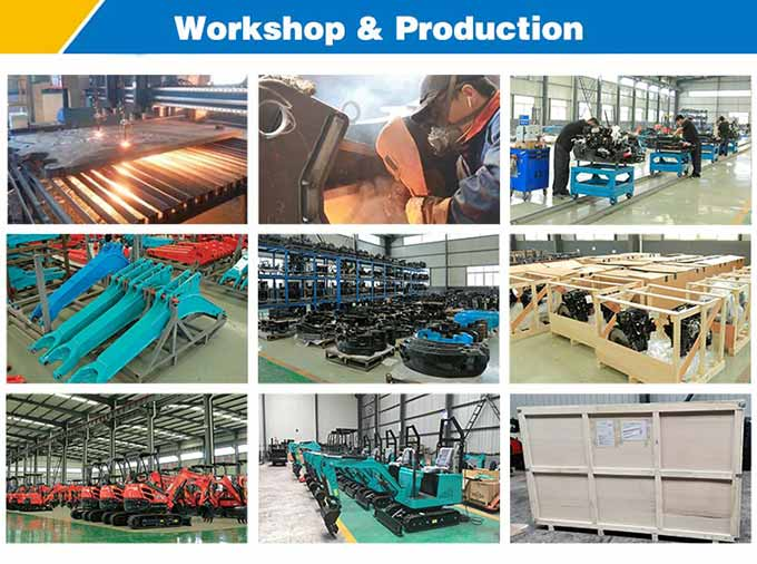 workshop-and-production-of-JIANGTU-mini-excavator-for-sale-in-China