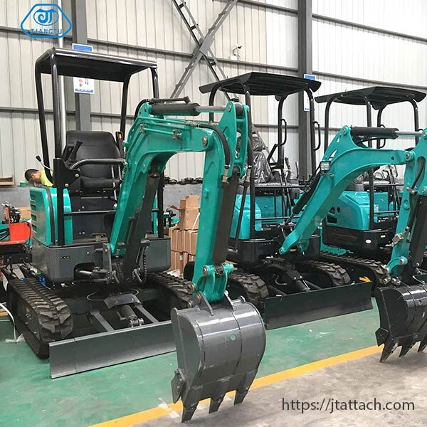 1.8-tonne-small-mini-digger(JT18)-for-garden-JIANGTU-compact-excavator