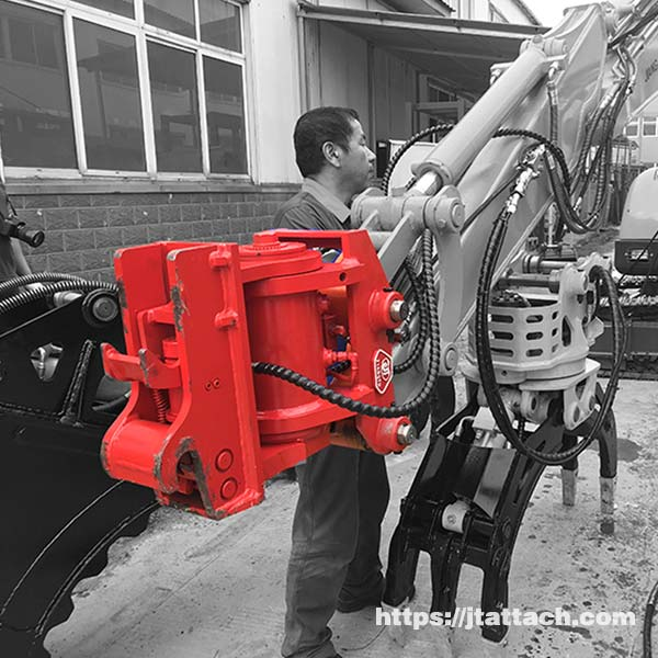 China-rotary-tilt-hitch-for-excavator-for-sale-JIANGTU-Hydraulic-Tilting-Quick-Coupler