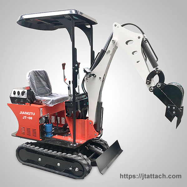 narrowest-micro-excavator-for-sale-JIANGTU-JT08-hydraulic-Mini-excavator
