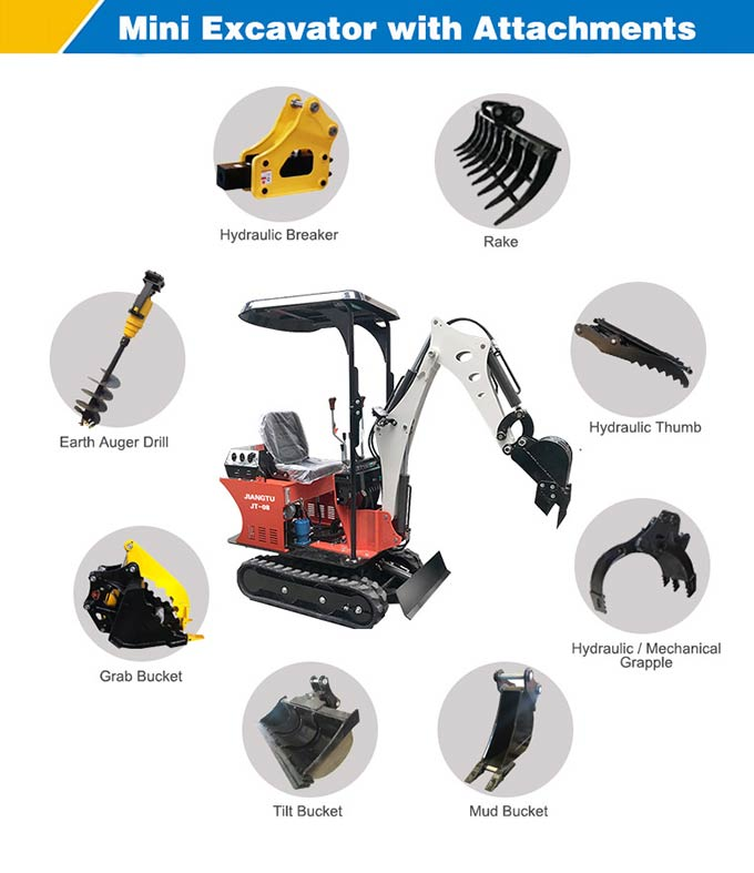 smallest-micro-excavator-with-attachments-JIANGTU-JT08-small-excavator
