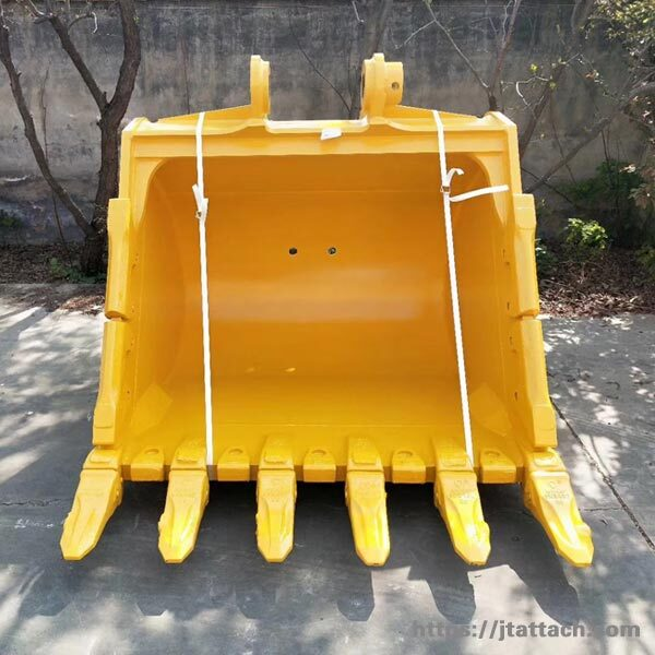 Standard-Excavator-Rock-Bucket-For-cat-jcb-Komatsu-0.9-Cbm-To-5-Cbm