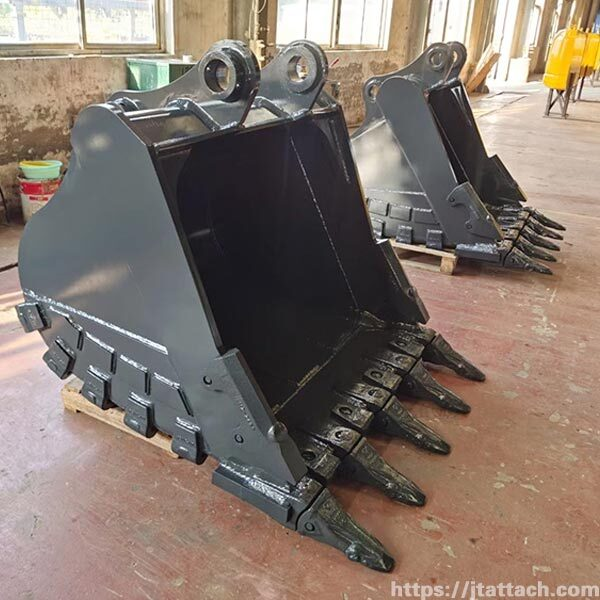 Wear-Resistance-excavator-rock-buckets-For-1-45ton-Earthmoving-Machine