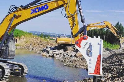 Hydraulic Breaker: More than Just a Tool for the Construction Industry