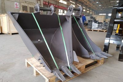 Best trenching bucket for backhoe/mini excavator for sale in China