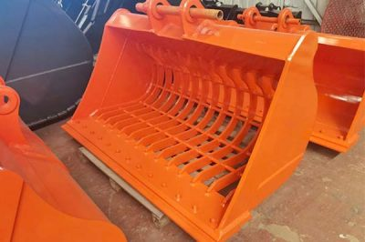 Best skeleton bucket for excavator for sale in China