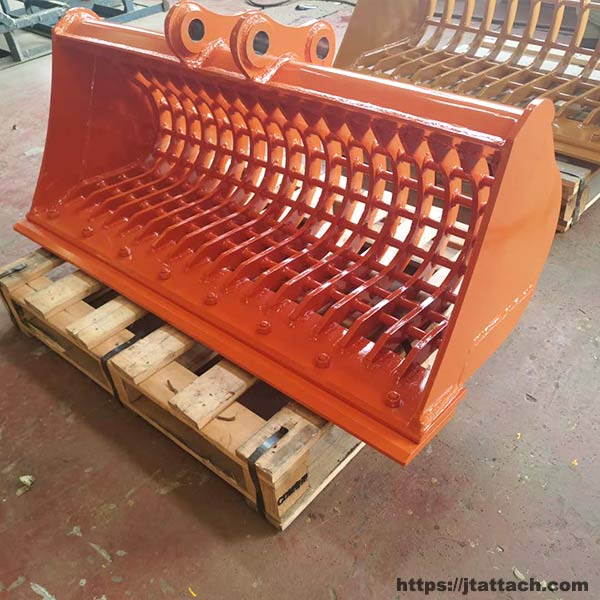 Professional-Excavator-Skeleton-Bucket-Riddle-Bucket-for-sale-JIANGTU-attachments